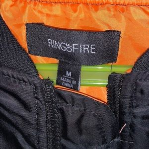 Ring of Fire Jackets & Coats - Ring of Fire Bomber
